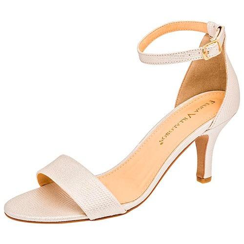 bastante agradable b2ad3 5f99d Zapatos De Tacon Bajo Elegantes - Calzado para Niñas Beige ...