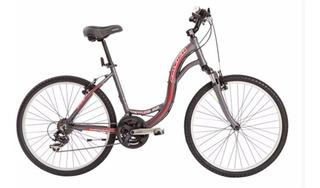 Bicicleta Paseo Raleigh Venture 3.0 R 26 Aluminio 21 Vel Fas