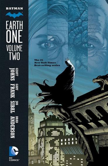 Batman Earth One Vol. 2 Hc (2015) Dc Comics