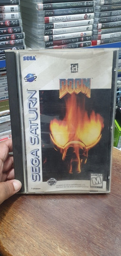 Doom Sega Saturno (sega Saturn) Game