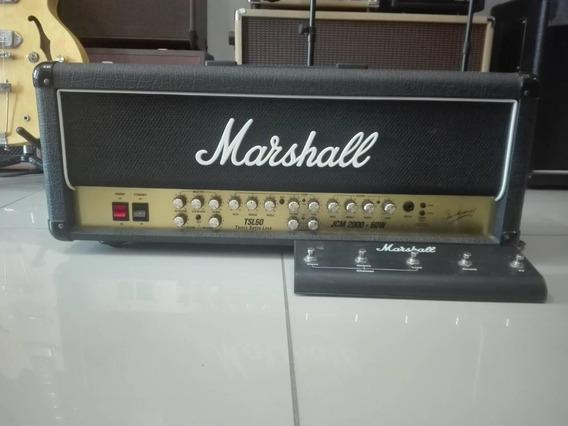 Cabezal Marshall Jcm 2000 Tsl 60 Ingles