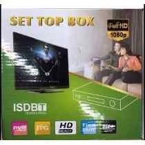 Receptor Tv Digital Top Set Box Nota Fiscal Garantia