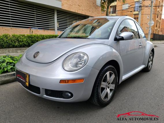 Volkswagen New Beetle 2.000cc M/t Sun Roof