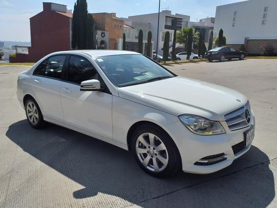 Mercedes-benz Clase C 1.8 180 Cgi At 2014