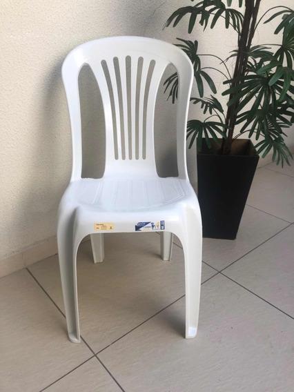 Cadeiras De Plástico 10 Unidades Para 150kg