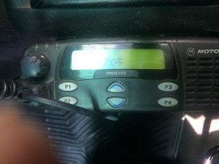 Radio Motorola Pro-5100 Vhf
