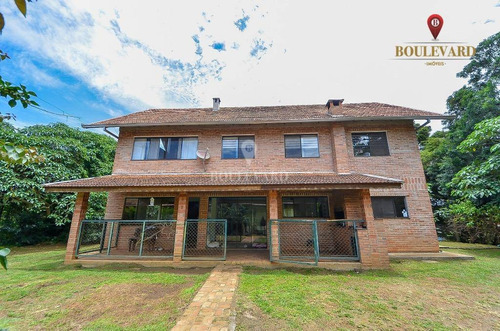 Chácara Com 3 Dormitórios À Venda, 14000 M² Por R$ 1.489.000 - Contenda - São José Dos Pinhais/pr - Ch0005