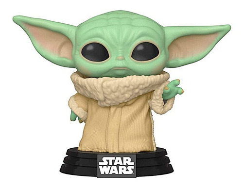 Pop! Funko The Child Baby Yoda #368   Star Wars Mandalorian