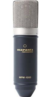 Microfono Condensador Marantz Mpm1000 C/accesorios - Palermo