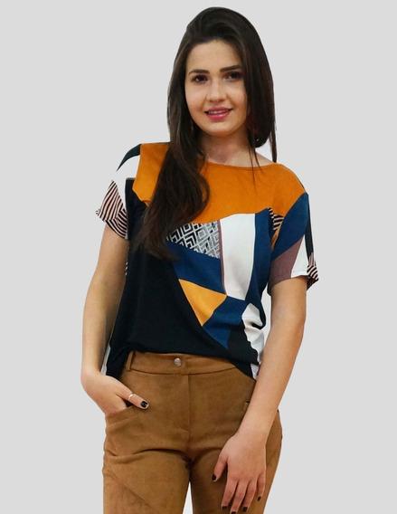 T-shirt Natural Basic - 0130015