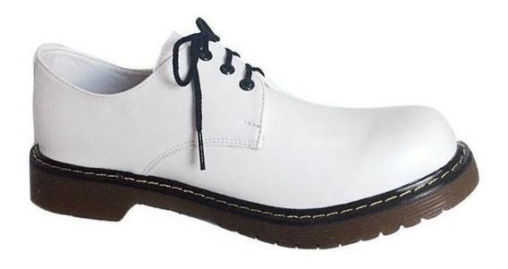 Zapatos Dama Zapatos Mujer Zapatos Blancos Estilo Dr Martens