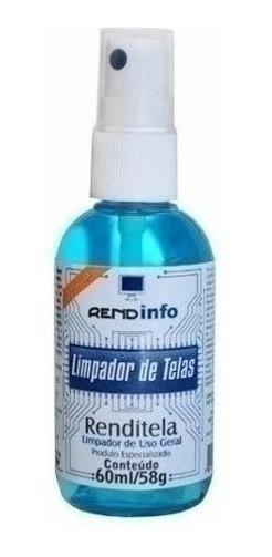 Limpa Tela/viseira Capacete 60ml 11701