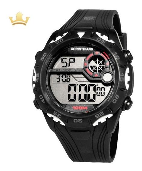 Relógio Technos Masculino Corinthians Cor1360/8p Com Nf