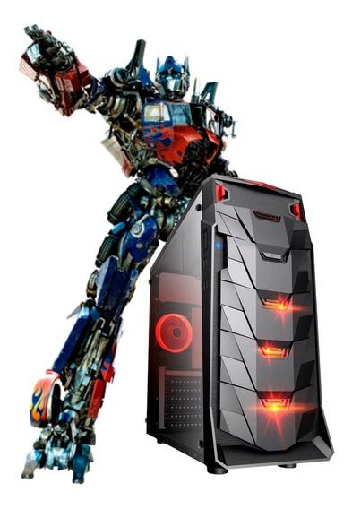 Pc Gamer A8 3.4ghz 10núcleos Ddr4 16gb Vga R7 Ssd Novo!
