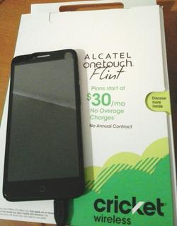 Telefono Celular Marca Alcatel Onetouch Flint Modelo 5054o