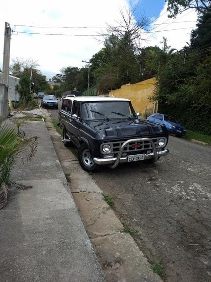 Chevrolet Veraneio Turbo