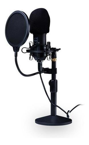 Microfone Gamer Dazz Broadcaster Pro, Usb 2.0