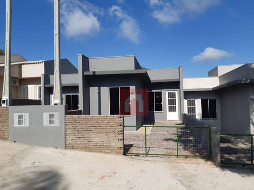 Imagem 1 de 8 de Casa Com 2 Dormitórios À Venda, 53 M² Por R$ 155.000 - Pedreira - Santa Cruz Do Sul/rs - Ca0281
