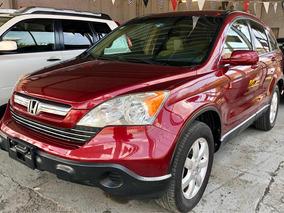 Honda Cr-v 2.4 Ex 156hp Mt 2007