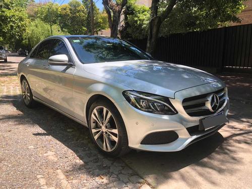 Mercedes-benz Clase C 2017 1.8 C250 Style