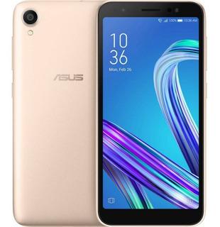 Asus Zenfone Live L1 32gb Dual 4g Dourado Em Até 12x S/juros