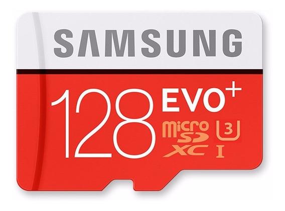Samsung 100mb/s Class10 Cartão Microsd -128gb