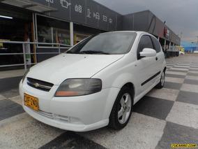 Chevrolet Aveo Gti Mt 1600cc 3p Aa