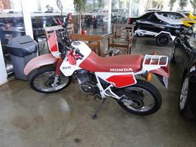 Honda Xlx 350 R, 1989, Branca