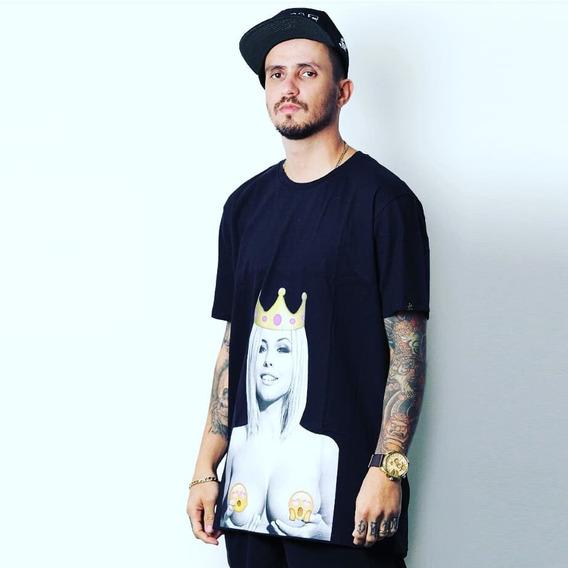 Camiseta Sexy Girl Emot Jottae 100% Original.