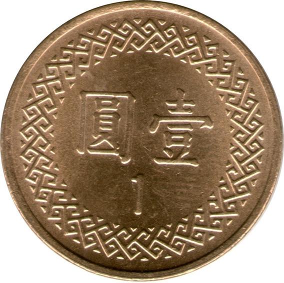 Spg Taiwan 1 Yuan Chiang Kai-shek Varios Años Disponibles