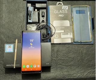 Samsung Galaxy Note8, 64gb, 6gb Ram, Libre De Fábrica, Único