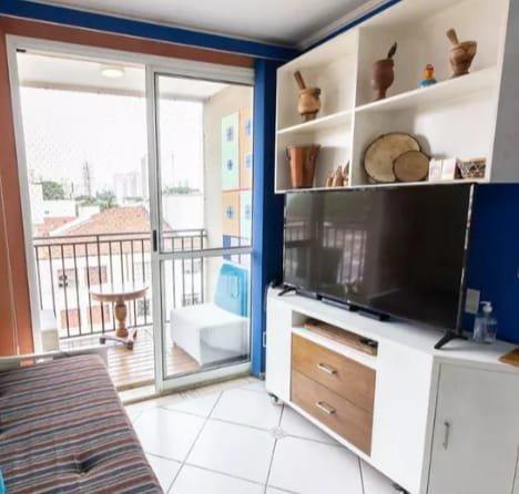 Apartamento A Venda No Bairro Pompéia Em São Paulo - Sp. - Cd.rail.1dorm.1179-1
