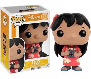 Funko Pop Lilo De Lilo Y Stitch #124