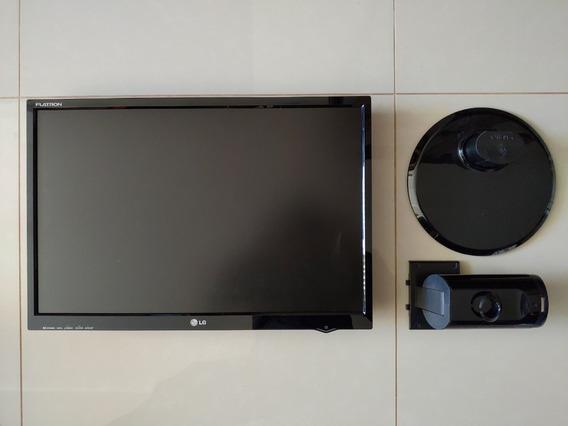 Monitor Lcd Lg Flatron 22 L226wtq-bf (com Defeito)