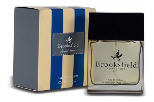 Perfume Fragancia Brooksfield Hombre Spray 100ml B09243z