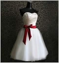 Vestido Curto De Festa - 38 A 42