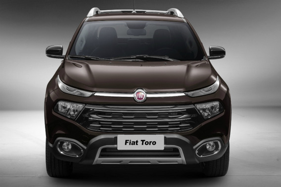 Fiat Toro Volcano 2.0 16v Cd 4x4 At 0km