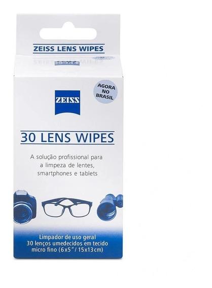 Lens Wipes Zeiss Com 30