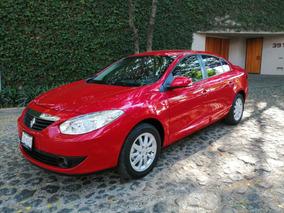 Renault Fluence 2.0 Expression Cvt Mt 2012