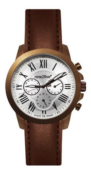 Reloj Hombre Nine2five As19y14cfbl Watch It!
