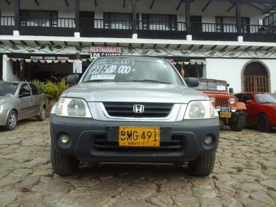 Honda Crv Automatica