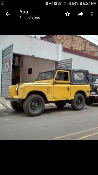 Land Rover Santana Santana