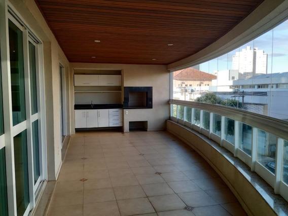 Apartamento Em Centro, Araçatuba/sp De 298m² 4 Quartos Para Locação R$ 4.200,00/mes - Ap270864