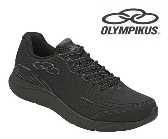 Tênis Olympikus Intense Preto - 421 ( Original )