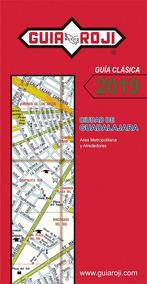 Guia Roji Ciudad De Guadalajara 2019