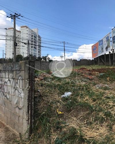 Imagem 1 de 7 de Terreno Para Venda No Parque Alto Taquaral Em Campinas  -  Imobiliária Em Campinas - Te00232 - 69507103