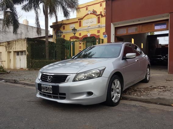 Honda Accord 3.5 V6 Vcm A/t Año 2009, 120.000km