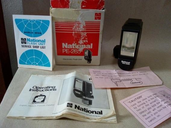 Flash Fotográfico National / Panasonic Pe-285.