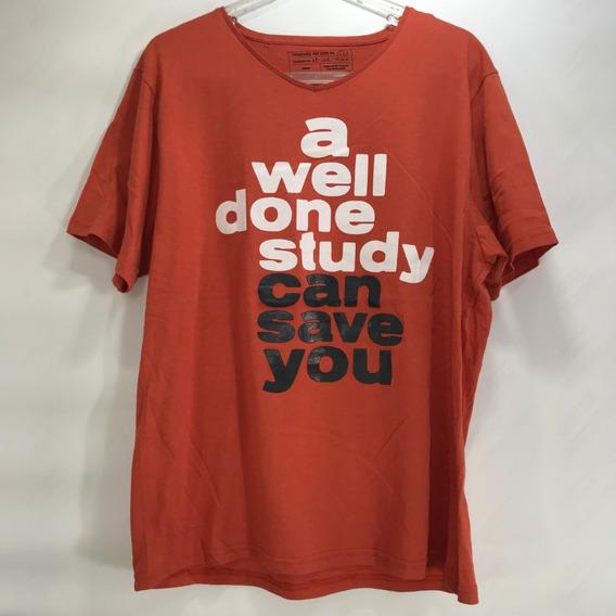 Camisa De Malha 100% Algodão - Urbam