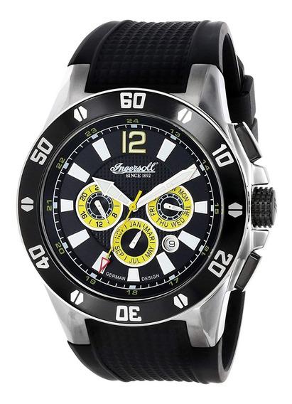 Reloj Ingersoll Edicion Limitada Automatico Lujo Envio Grati